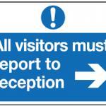 Visitor Reception