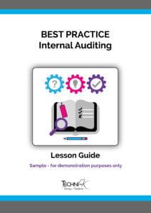 Internal Audit Sample