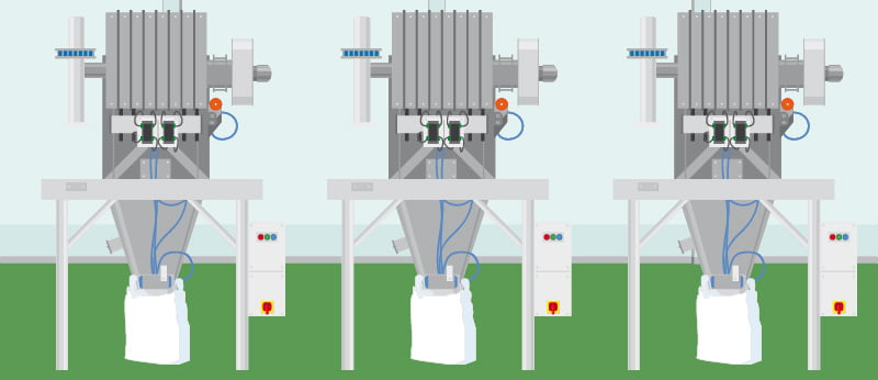 Sieving; the number one foreign body control in milling